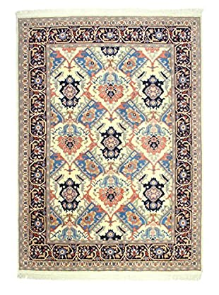 Bashian Rugs One-of-a-Kind Hand Knotted Romanian Rug, Ivory, 9' x 12' 2
