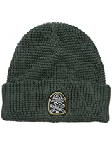 neff Men's Patrol Beanie, Forest, One Size