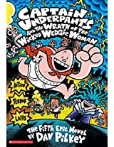 Captain Underpants and the Wrath of the Wicked Wedgie Women
