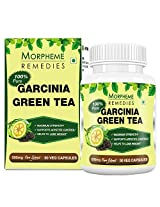 Garcinia Green Tea 500mg Extract 90 Veg Caps