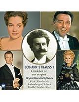 Johann Strauss II: Ich lade mir Gäste ein