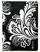 Gaiam Pose Folio Case for iPad Air - Black and White Watercress (31006)