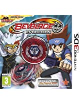 Beyblade Evolution - Collectors Edition (Nintendo 3DS) (NTSC)