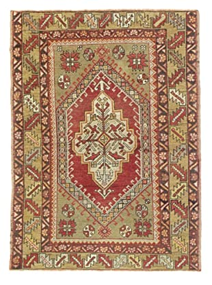 Rug Republic One Of A Kind Turkish Anatolian Hand Knotted Rug, Multi, 3' 3