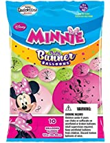 Quicklink Disney Minnie Mouse Banner Balloons - Set of 2