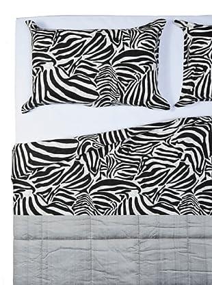 Telerie Italiane Zebra Completo Letto (Zebrato)