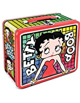 Aquarius Betty Boop Tin Lunch Box