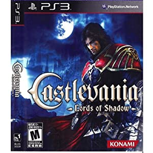 Konami Castlevania Lords of Shadow PS3 Game
