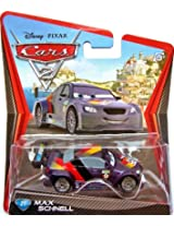 Disney / Pixar CARS 2 Movie 155 Die Cast Car #21 Max Schnell