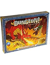Dungeon! Fantasy Board Game Adventure Game For Entire Family.