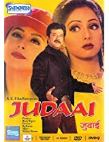 Judaai, The Separation (DVD) - Boney Kapoor - Shemaroo Entertainment Pvt. Ltd.(2008) - Approx. 168 M