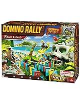 Domino Rally Pirate Skull Island