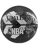 Spalding 2015 Alley - Oop Basketball, Size 7 (Black)