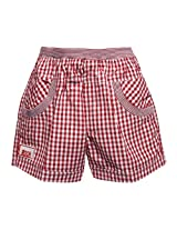 Check Shorts for kids