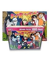 Ensky 1000 548 Boruto: Naruto The Movie Jigsaw Puzzle (1000 Piece)