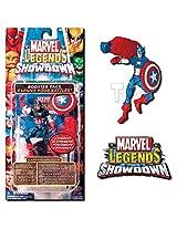 Marvel Legends Showdown Figure Captain America