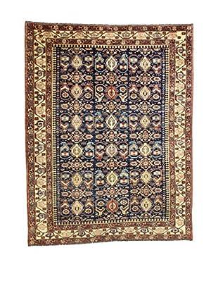 L'Eden del Tappeto Teppich Ghazni blau/braun 200t x t296 cm