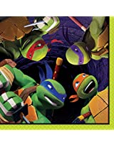 Teenage Mutant Ninja Turtles Beverage Napkins, 16ct