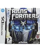 Transformers: Revenge of the Fallen - Autobots (Nintendo DS) (NTSC)