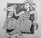 Art Print - Apu Mookherjee IAV-3521