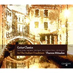 Guitar Classics-in the Italian Tradition