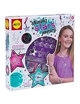 Alex Toys Craft Shining Stars Jewellery, Multi Color