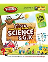 1st Std Science GK for Students