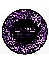 Bourjois Compact Powder 9.5g Sable Rose 72 by Bourjois (English Manual)