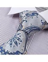 Dan Smith Men's Neck Tie (B00NB4RDQ6)_Free Size)