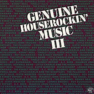 Genuine Houserockin' Music �V