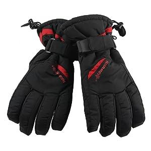 メンズ スキーグローブ 手袋 スノーボードグローブ 防水 防寒 SX008