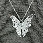 Beautiful butterfly design Pendant necklace