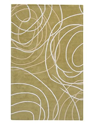 Rugs America Millennium Rainforest Dew (Rainforest Dew)