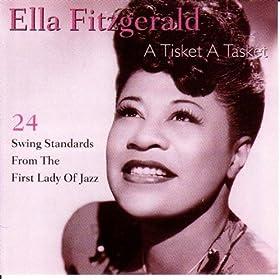 ♪A Tisket A Tasket/Ella Fitzgerald | 形式: MP3 ダウンロード