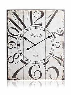 Cooper Classics Redding Clock
