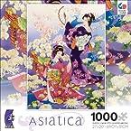 Ceaco Asiatica Ran Kiku Jigsaw Puzzle