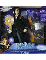 Harry Potter: Magic Powers Harry Deluxe Figure