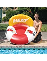 Poolmaster Miami Heat Luxury Drifter Pool Raft