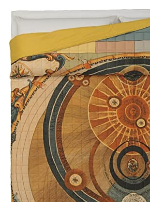 Gattinoni Quilt Planetario (giallo)