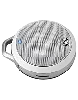 JBL Micro Wireless Ultra Portable Bluethooth Speakers-White