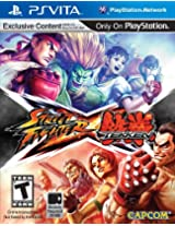 Street Fighter X Tekken Nla