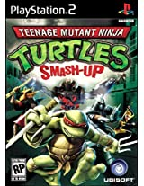 Teenage Mutant Ninja Turtles: Smash-Up - PlayStation 2