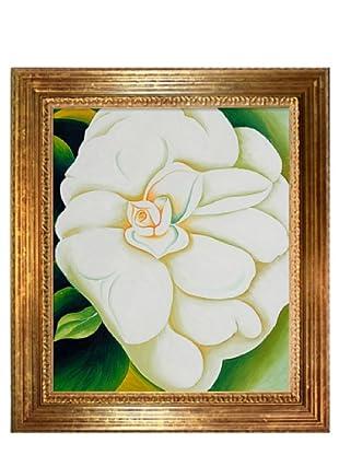 Georgia O'Keeffe - White Camellia