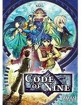 Code Of Nine Board Game