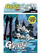 Gespenster GmbH: Die legendäre Comic-Serie aus Yps (German Edition)