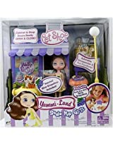 Yummi Land Soda Pop Girls Pet Shop With Exclusive Gina Grapelina Doll