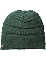 Coal Women's The Cameron Slouchy Beanie with Layered Look