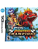 Fossil Fighters: Champions (Nintendo DS) (NTSC)