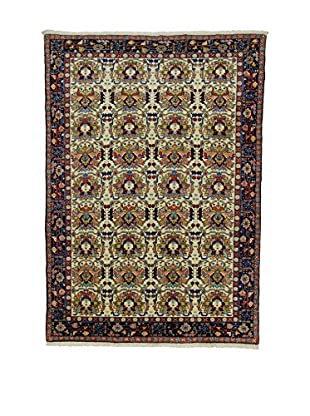 Eden Teppich   Karaje 200X283 mehrfarbig