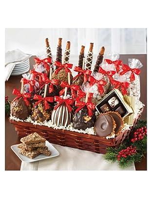 Mrs. Prindable's Indulgent Holiday Basket